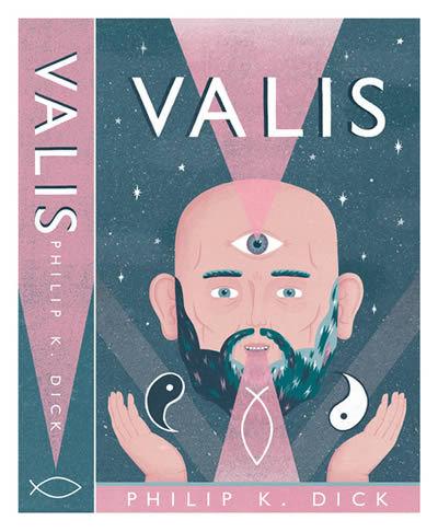 Philip K Dick Valis book cover