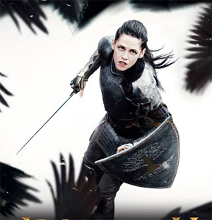 Snow White and the Huntsman battle